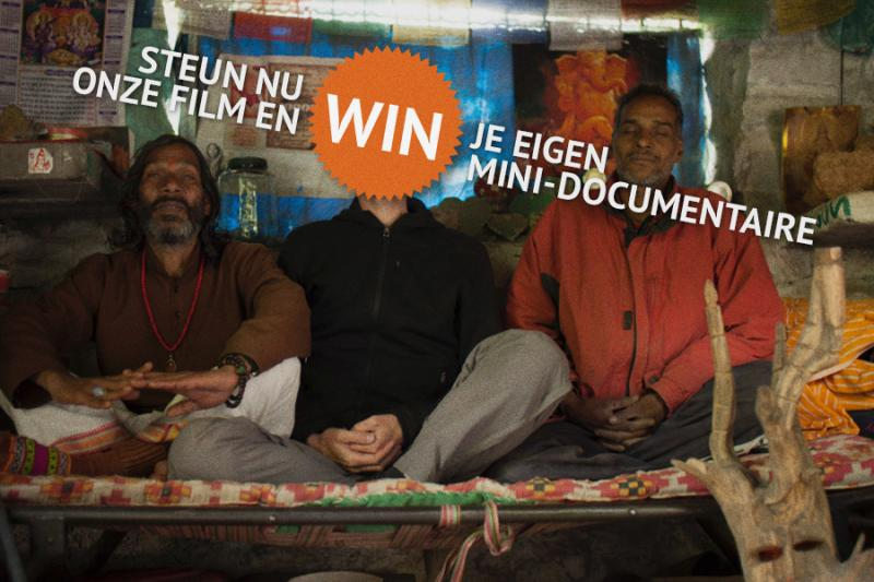 Steun nu onze film en win je eigen mini-documentaire!